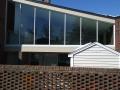 New Commercial Aluminum School Window – Wellesley