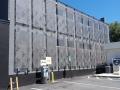 Wellesley Rehab project – New Entrances & New Windows