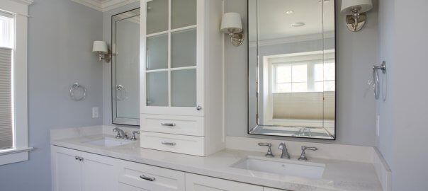 custom mirror in your home